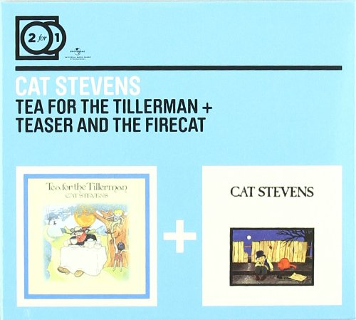 Cat Stevens - Tea For The Tillerman / Teaser And The Firecat - Zortam Music