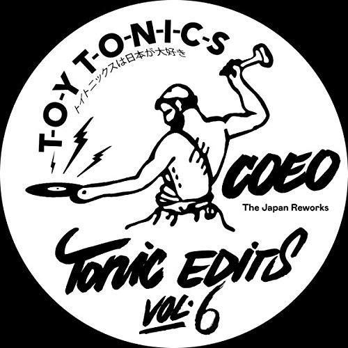 Vinilo : COEO - Tonic Edits 6 (japan Reworks)