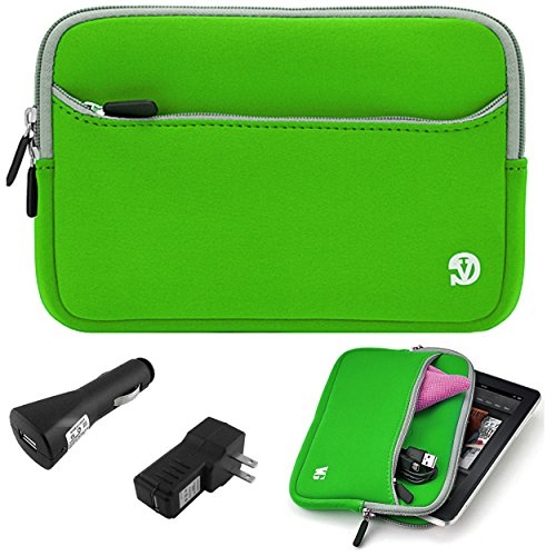 Protective Lightweight Cover Case For Hp Slate 8 Plus Android Tablet + Car Usb Charger + Home Usb Charger