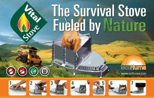 Solhuma Vital Survival Stove