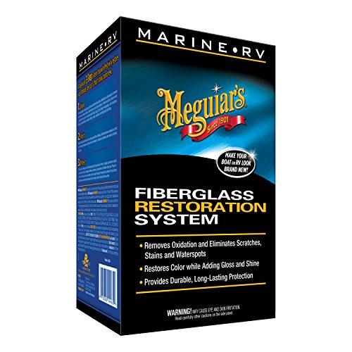 Meguiar's M4965 Marine/RV Fiberglass Restoration System (Meguiar Scratch Remover compare prices)