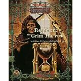 Requiem: The Grim Harvest (AD&D/Ravenloft) [BOX SET] ~ William Connors