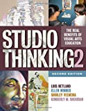 img - for Studio Thinking 2: The Real Benefits of Visual Arts Education book / textbook / text book