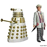 Doctor Who (ドクター・フー) - The Seventh Doctor with Imperial Dalek フィギュア Set of 2(並行輸入)