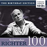 Sviatoslav Richter: The Birthday Edition (Coffret 10 CD)