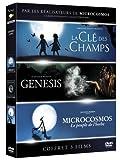 echange, troc La Clé des champs + Genesis + Microcosmos - Coffret
