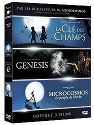 La Clé des champs + Genesis + Microcosmos - Coffret