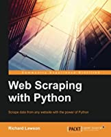 Web Scraping with Python Front Cover