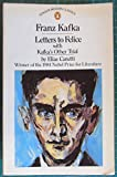 img - for Letters to Felice / Kafka's Other Trial (Penguin Modern Classics) (English and German Edition) book / textbook / text book