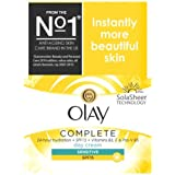 Olay SPF 15 Essentials Complete Care Daily UV Moisturiser Cream Sensitive -, 50ml