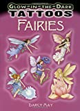 Glow-in-the-Dark Tattoos Fairies (Dover Tattoos)