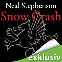 Snow Crash (       UNABRIDGED) by Neal Stephenson Narrated by Detlef Bierstedt