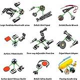 DeKaSi-40-IN-1-Gopro-Zubehr-Bundle-Kit-fr-GoPro-Hero-4-Gopro-Hero-3-Gopro-Hero-2-Kamera-Zubehrsatz-fr-GoPro-4-und-SJ4000-SJ5000-SJ6000-Sport-Kamera-Zubehr-Set-in-Parachuting-Tauchen-Surfen-Rudern-Radf