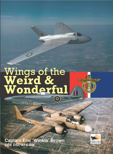 Wings of the Weird & Wonderful (Consign)