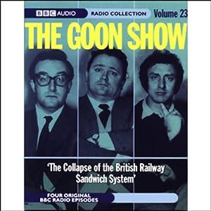 The Goon Show, Volume 23 Radio/TV Program