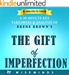 The Gift of Imperfection by Brene Bro...