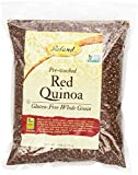 Roland Pre-Washed Red Quinoa, 5-Pounds Bag