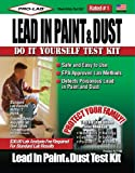 Pro-lab Incorporated LP106 Lead In Paint & Dust Do It Yourself Test Kit