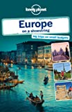 Lonely Planet Europe on a shoestring (Travel Guide)
