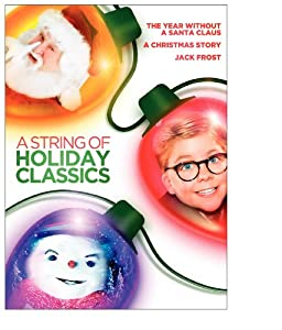 String of Holiday Classics 3-Pack (Jack Frost (Live Action) / A Christmas Story / The Year Without a Santa Claus (Live Action) )