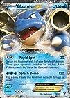 Pokemon Blastoise Ex 29146 Xy Card