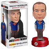 [UK-Import]Big Bang Theory Talking Sheldon Cooper Bobble Head