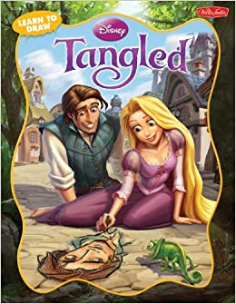 Disney's Tangled step by step! (Licensed Learn to Draw): Disney