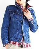 (アーケード) ARCADE デニムジャケット Gジャン ジージャン L ブルー