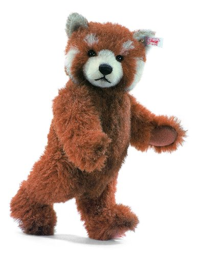 Steiff Limited Edition Red Panda Ted EAN 663253