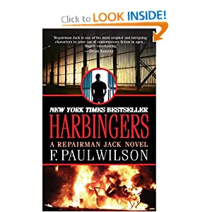 Harbingers: A Repairman Jack Novel by F. Paul Wilson
