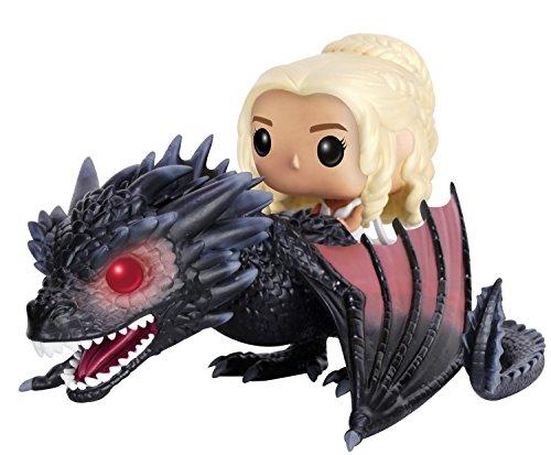Funko Pop! Dragón y Daenerys