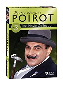 Agatha Christie's Poirot: The Movie Collection, Set 3