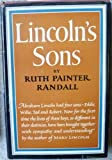 img - for Lincoln's sons book / textbook / text book
