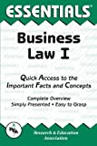 img - for Business Law I Essentials (Essentials Study Guides) by Keller Ed.D. William D. (1998-01-01) Paperback book / textbook / text book