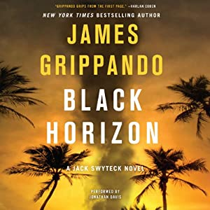 Black Horizon Audiobook