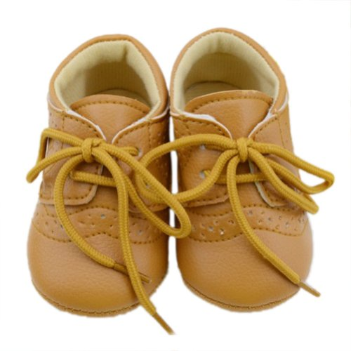 Leather Infant Shoes front-1049685