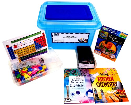 Eta Hand2Mind Science Topic Tote: Structure Of Matter (Grades 6-8)