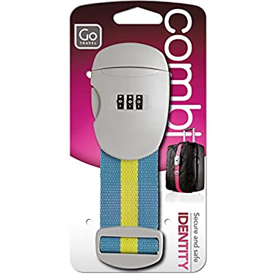 Luggage Strap and Lock by Design Go by Design Go