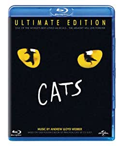 Cats - Ultimate Edition [Blu-ray] [1998] [Region Free]