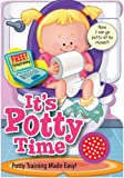 Chris Sharp It's Potty Time for Girls: Potty Training Made Easy! (Time To...)