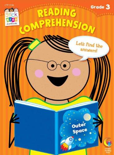 Reading Comprehension Stick Kids Workbook Grade 3 - 1