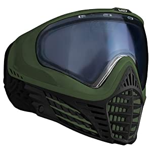 Virtue VIO Goggles - Olive w/ Clear Thermal Lens