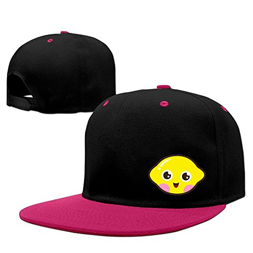 Texhood Cute Kawaii Lemon Cool Cap Hat One Size Pink (The Water Cooler Effect compare prices)