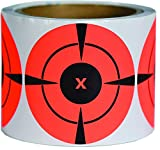 """Target Stickers (Qty 250 3"""") 