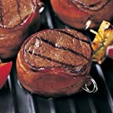 Omaha Steaks 6 (5 oz.) Bacon-Wrapped Filet of Top Sirloin