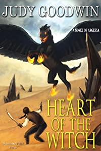 (FREE on 6/26) Heart Of The Witch by Judy Goodwin - http://eBooksHabit.com