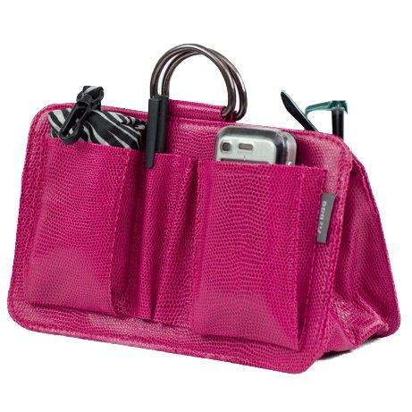 Fizpouch Cerise Pink bag organiser