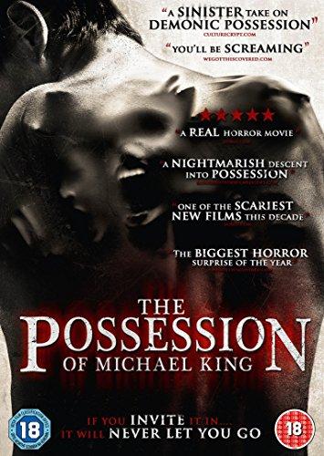 Possession of Michael King, The [DVD] [Edizione: Regno Unito]