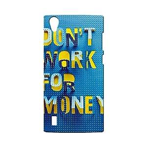 BLUEDIO Designer Printed Back case cover for VIVO Y15 / Y15S - G7029
