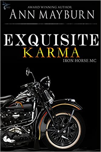 exquisite karma by ann mayburn